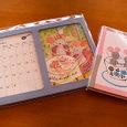 来年のカレンダー&手帳