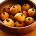 かぼちゃクッキー(  収穫)