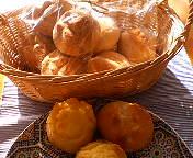 まゆみちゃんのパン