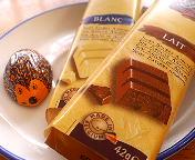 BelArteベルアルトチョコレートバーミルク・ホワイト