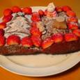 絵本のようなケーキ